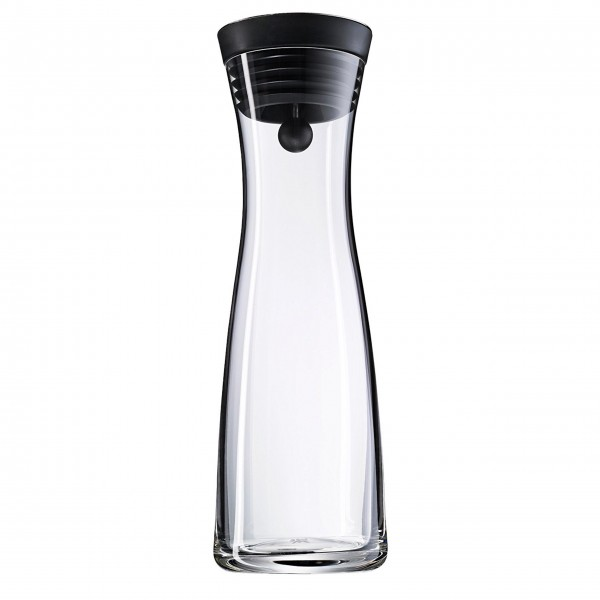 "WMF Wasserkaraffe ""Basic"" (Schwarz) 1 l"