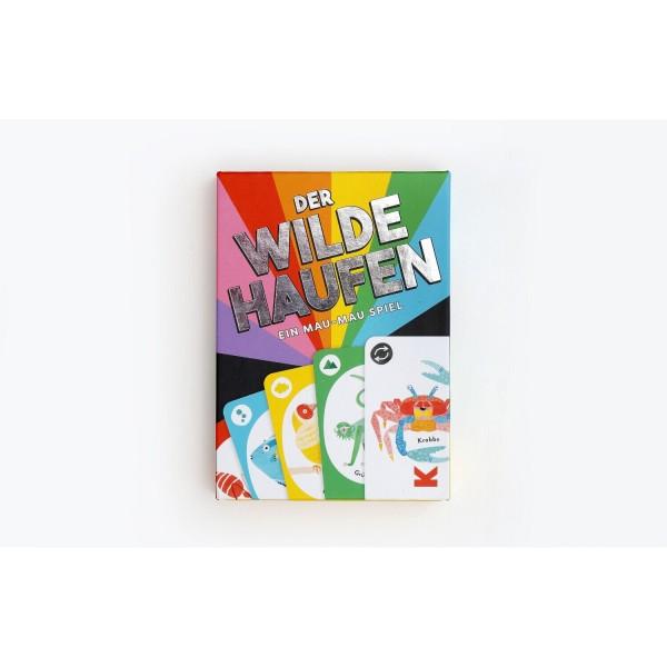 Kartenspiel Der wilde Haufen von Laurence King Verlag