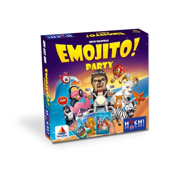 Gesellschaftsspiel Emojito Party von HUCH!