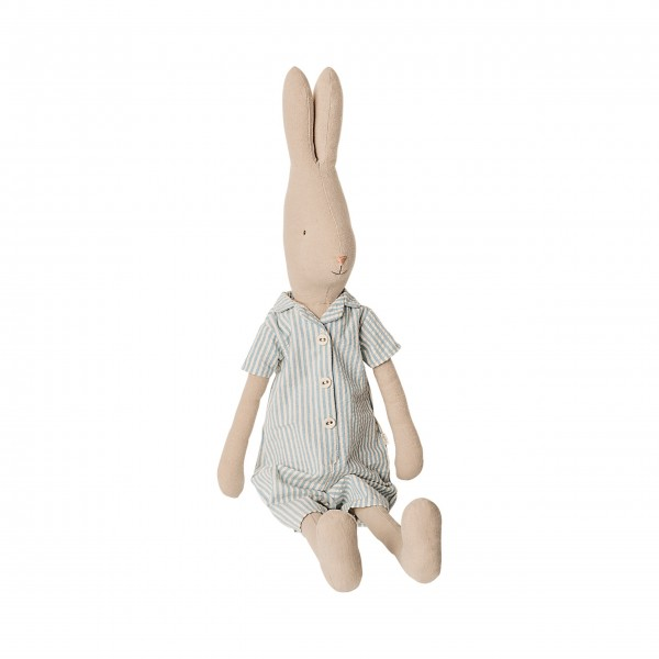 Maileg Hase mit Pyjama - Sehr groß