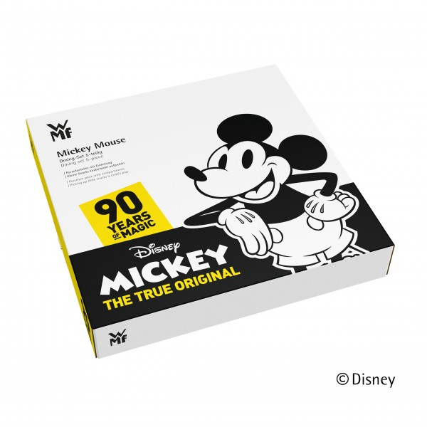 "WMF Dining 5er-Set ""Mickey Mouse"""