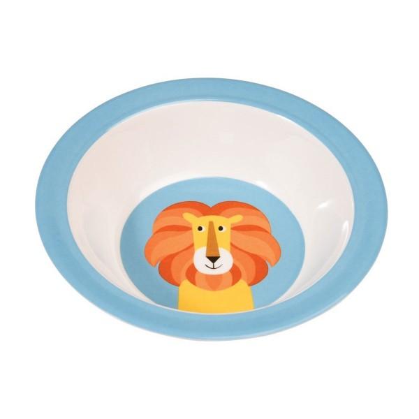 """Melamingeschirr für Kinder """"Löwe"""""""