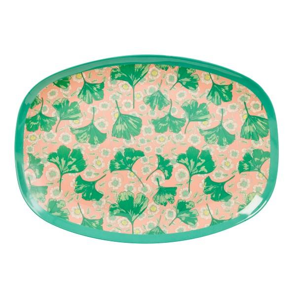 Wunderschöne Platte aus Melamin, von Rice.