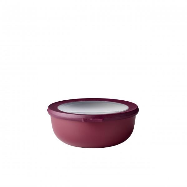 """Mepal Multischüssel """"Cirqula"""" (Rot), 1250 ml"""