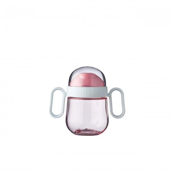 "Mepal Antitropf-Trinklernbecher ""Mio"" (Deep Pink) - 200 ml"