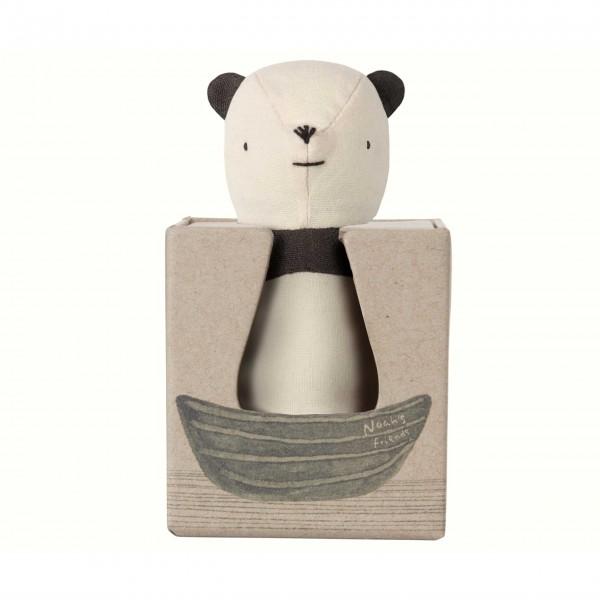 """Maileg Rassel """"Noahs Freunde"""" (Panda)"""