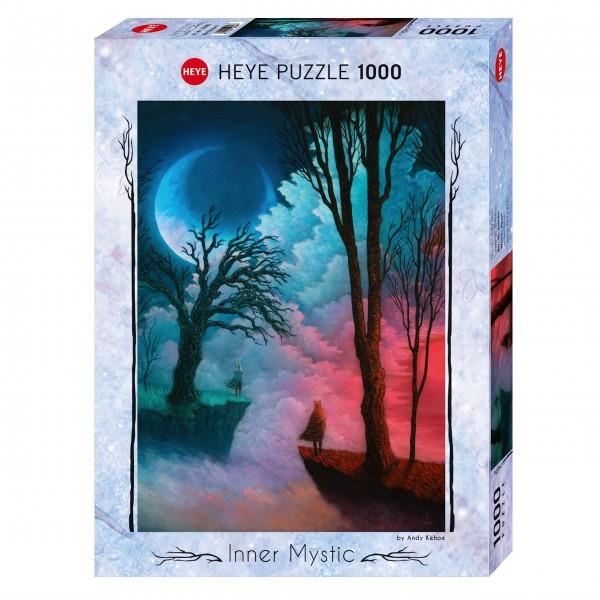 """Puzzle """"Worlds Apart"""" von HEYE"""