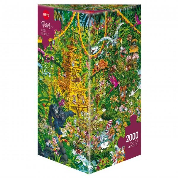 """Puzzle """"Deep Jungle"""" von HEYE"""