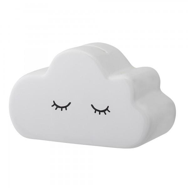 """Bloomingville Spaschwein """"Wolke"""" (Weiß)"""