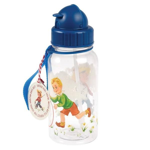 Durstlöschen leicht gemacht - mit der Trinkflasche für unterwegs!