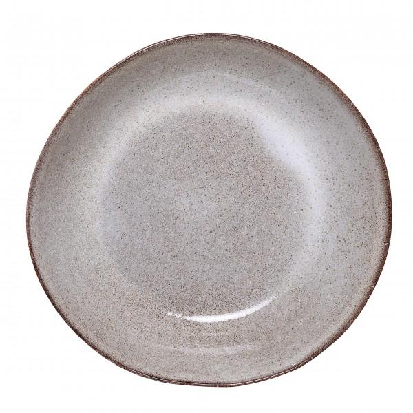"""Tiefer Keramikteller """"Sandrine"""" von Bloomingville"""