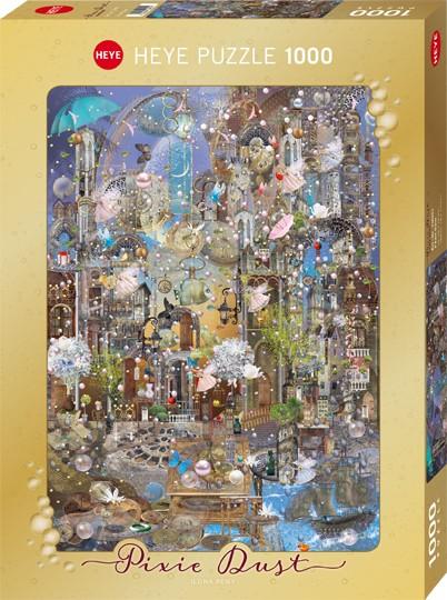 Puzzle Pearl Rain PIXIE DUST, ILONA RENY Standard 1000 Pieces