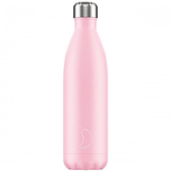 """CHILLY'S Bottle Isolierflasche """"Pastell Pink"""" - 750 ml (Rosa)"""