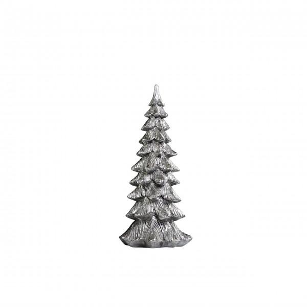 """Chic Antique Weihnachtsbaum """"Toulon"""" - Groß (Silber)"""