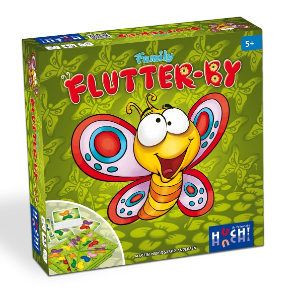 """süßes Kinderspiel """"Flutter-By"""""""