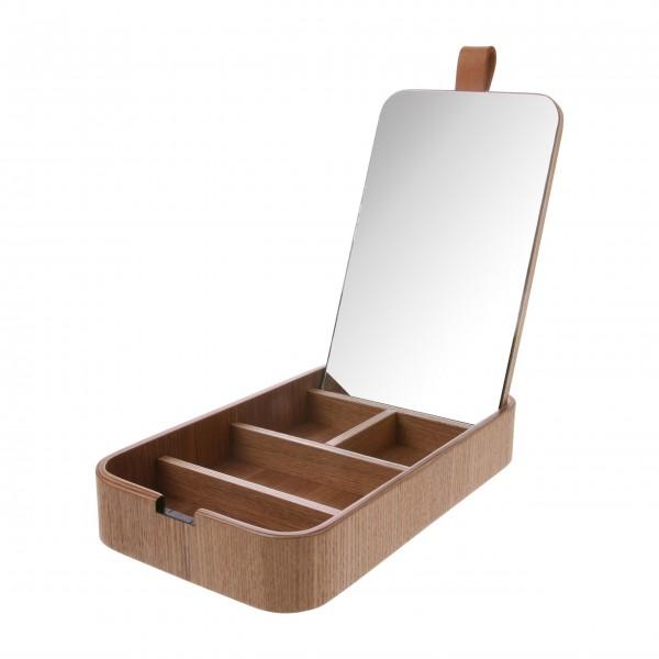 Spiegelbox aus Holz von HKLiving