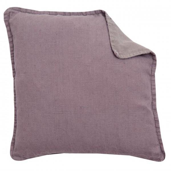 AU Maison Kissen aus Leinen (Lavender)