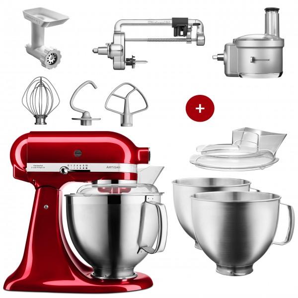 KitchenAid Premium Set beinhaltet alles, was das Kochherz begehrt!