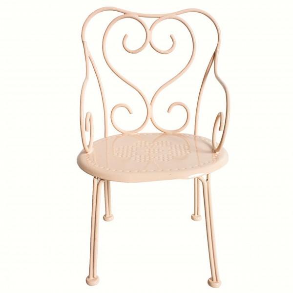 Maileg Romantischer Stuhl - Mini (Rosa)