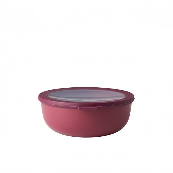 """Mepal Multischüssel """"Cirqula"""" (Rot), 2250 ml"""