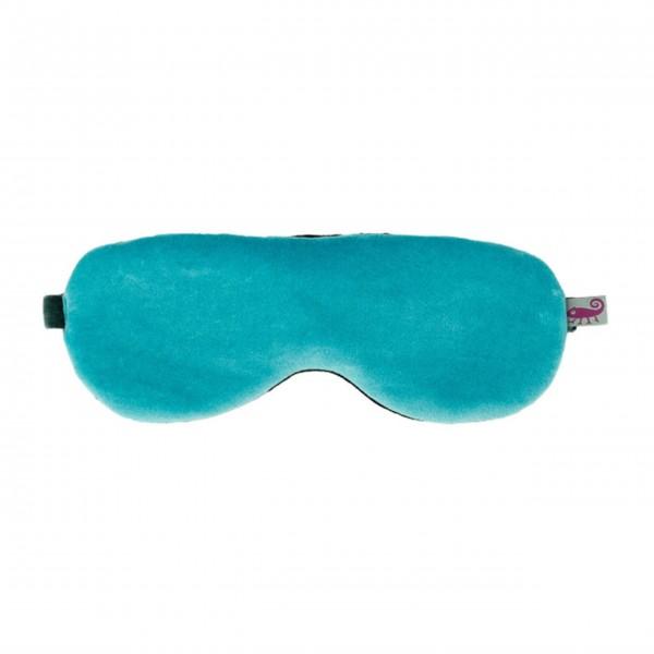 Farbenfreunde Schlafbrille (Aqua)