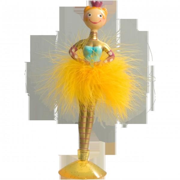 Pylones Kugelschreiber Ballerina (Gold)