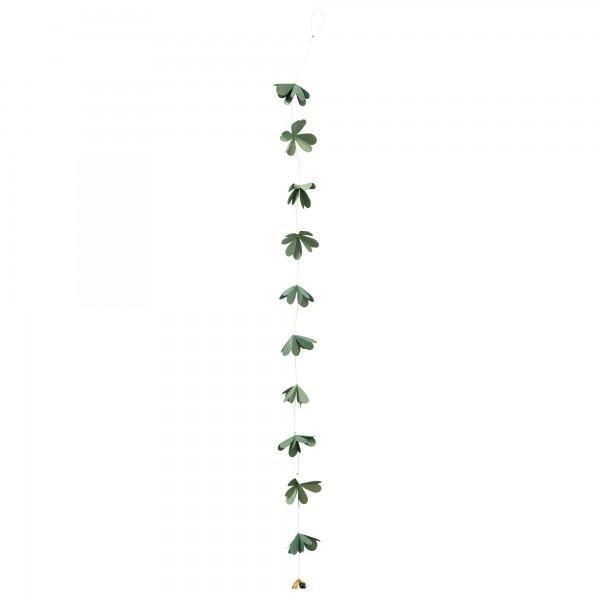"""Papierkette """"GIVING - Glücksklee"""" - Groß von räder Design"""