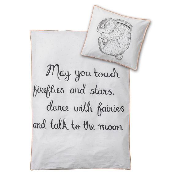 Zuckersüße Bettwäsche für Babys - von Bloomingville