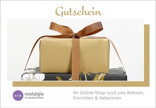"""Geschenkgutschein """"Geschenk"""" (Download)"""