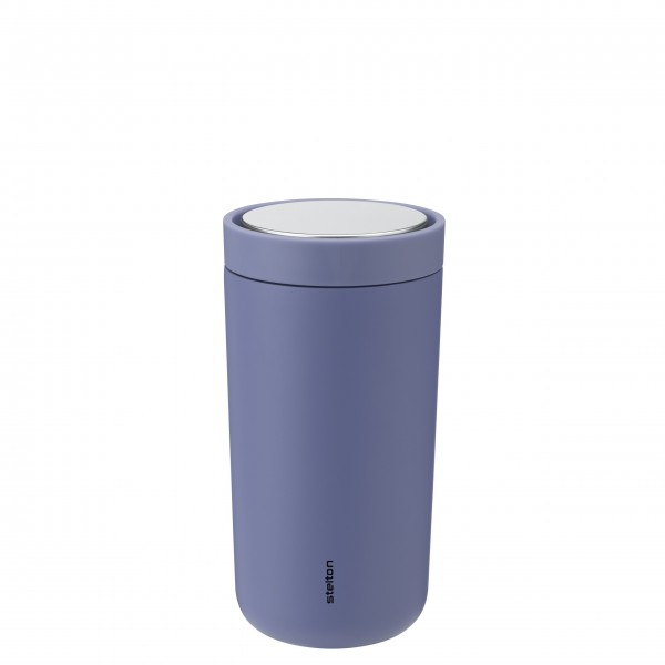 """Stelton Thermobecher """"To-Go Click"""" - 200 ml (Soft Lupin)"""