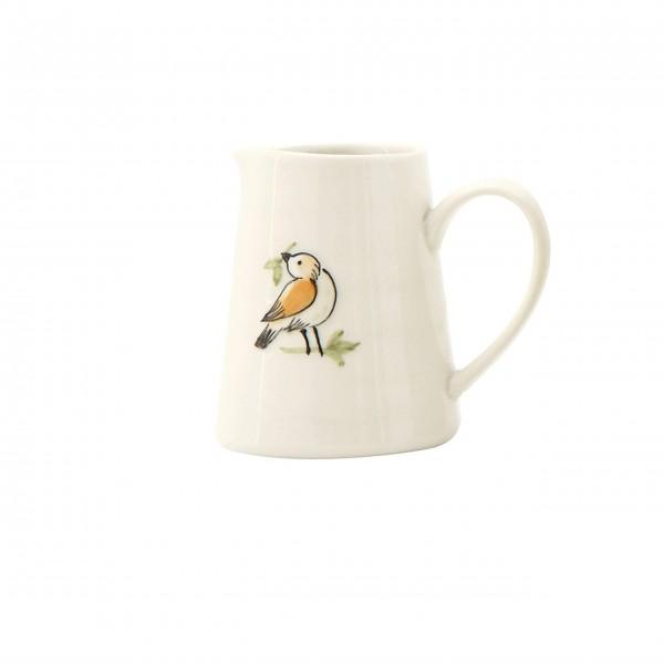"""Milchkännchen mit Vogel m. Blick nach hinten """"Gatherings"""" von Creative Collection by Bloomingville"""