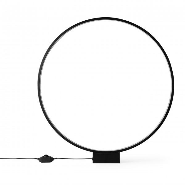 Tischlampe - rund (Schwarz) von HKLiving