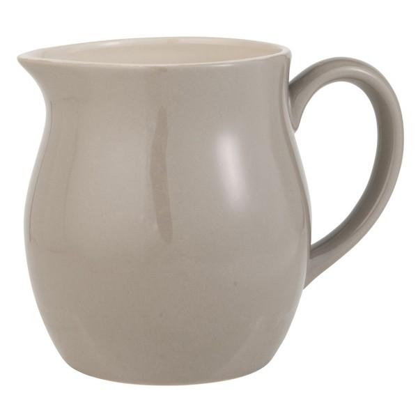 Großer Keramikkrug von Ib Laursen - schlichte Schönheit aus der Mynte-Serie