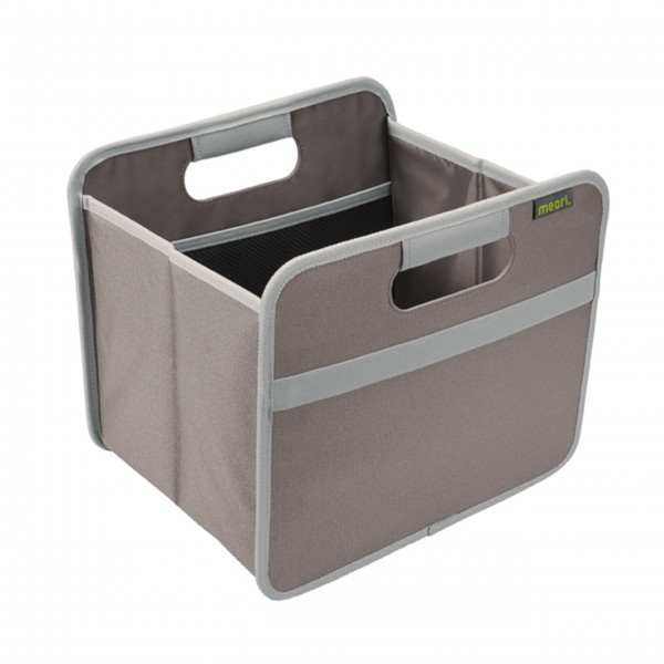 """meori Faltbox """"Palm Taupe Solid"""" - S"""