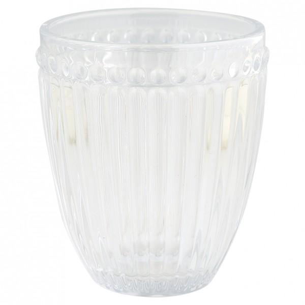"GreenGate Wasserglas ""Alexa"" (Clear)"