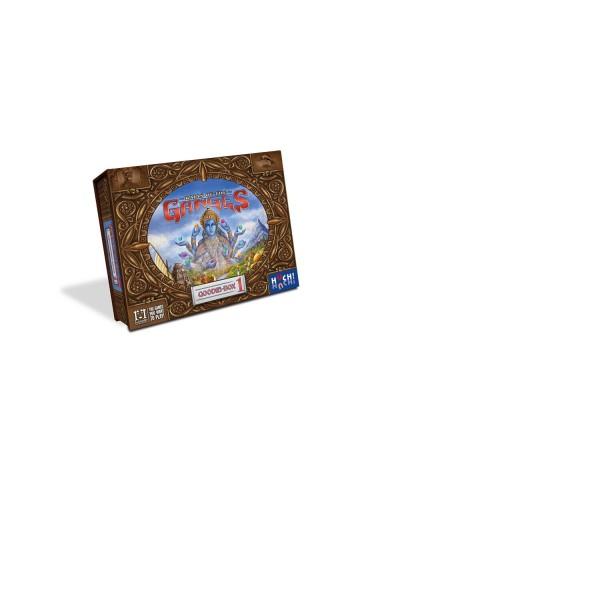 Gesellschaftsspiel Rajas of the Ganges - Goodie-Box 1 von HUCH!