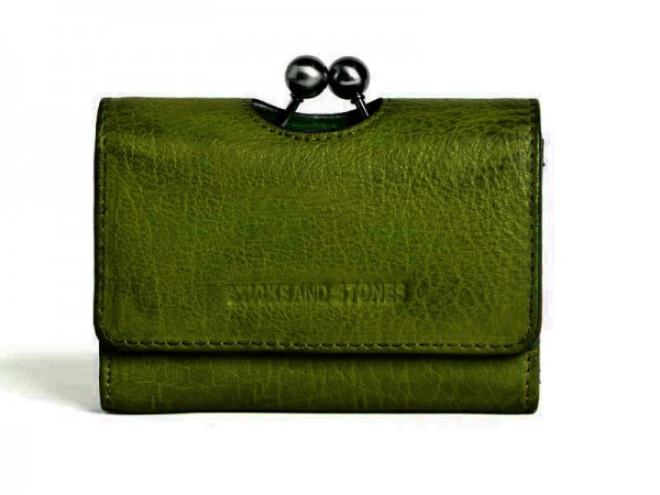 "Sticks and Stones Geldbörse ""Biarritz Wallet Washed"""