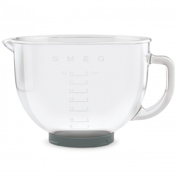 smeg Glasschüssel 4,8 Liter