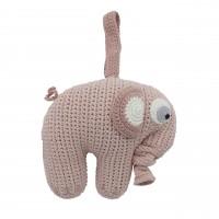 """Spieluhr """"Fanto der Elefant"""" (Pink) von sebra"""