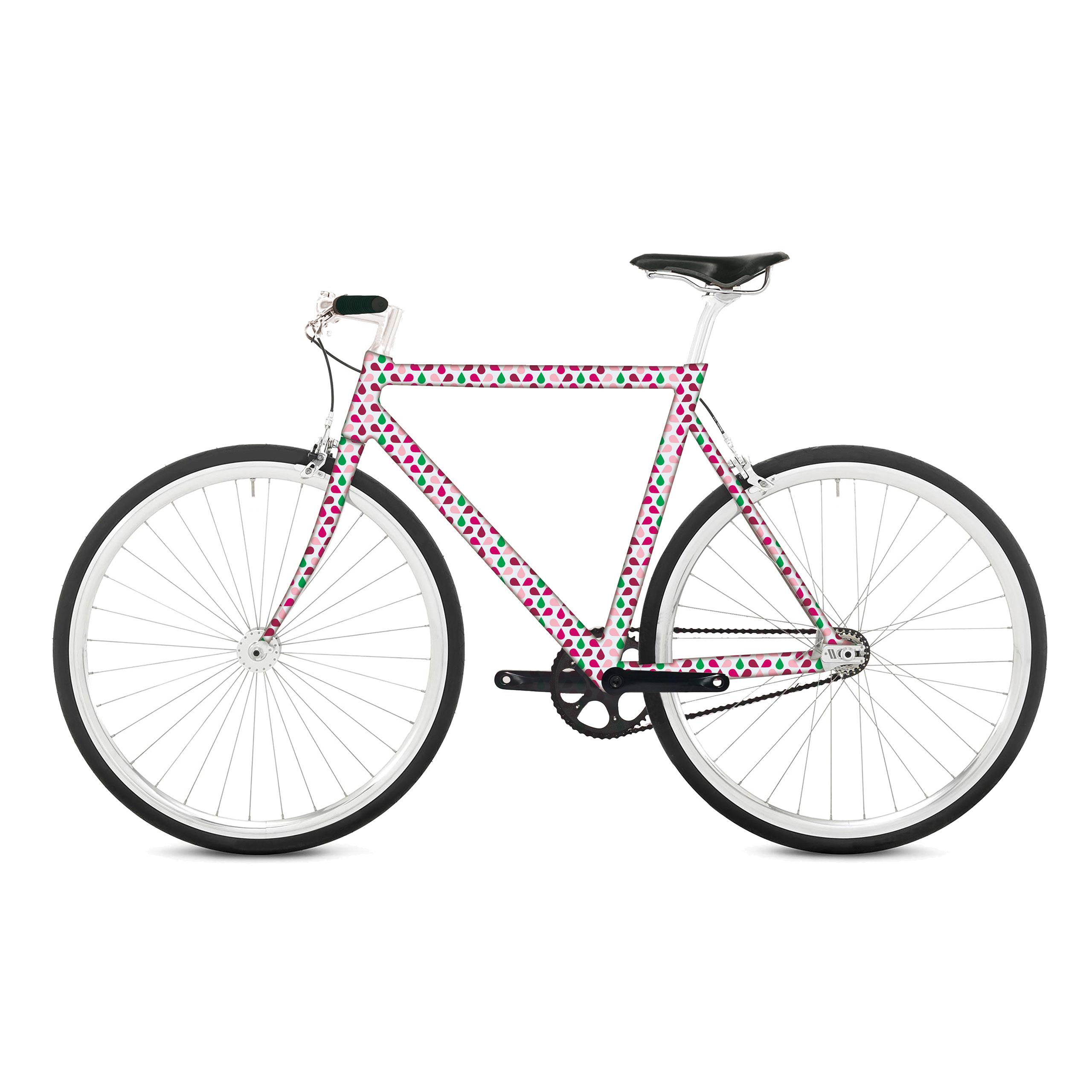 """Fahrradfolie """"Blossom"""" von Remember"""