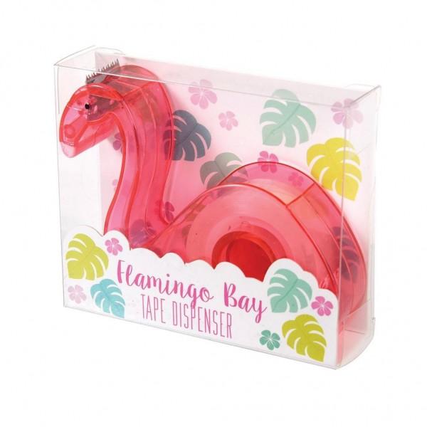 """Klebefilmabroller """"Flamingo"""" von Rex LONDON"""