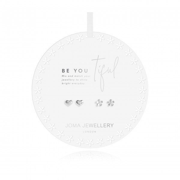"Ohrringe ""Beautiful Bloom - BE-YOU-TIFUL"" von JOMA JEWELLERY"