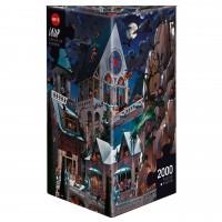 """Puzzle """"Castle of Horror"""" von HEYE"""