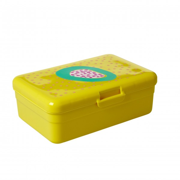 """rice Lunchbox """"Fruits"""" (Gelb)"""