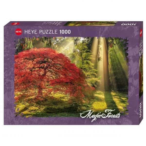 """Puzzle """"Guiding light"""" von HEYE"""