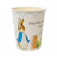 "Becher ""Peter Rabbit"" von Meri Meri"