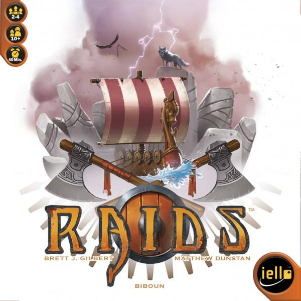 """Familienspiel """"Raids"""" von ielleo"""