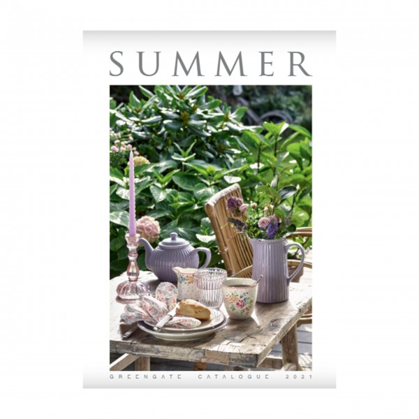 "Greengate Katalog ""Frühjahr/Sommer 2021"""