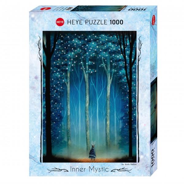 """Puzzle """"Forest Cathedral"""" von HEYE"""