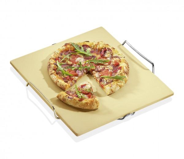 Selbstgemachte, knusprige Steinofen-Pizza und das mindestens genauso lecker wie vom besten Italiener!